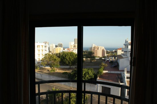 Plaza Real Atlantichotels: View from two bed room apartment