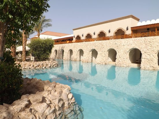 Ghazala Gardens Hotel: swim up rooms