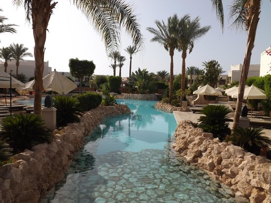 Ghazala Gardens Hotel : one of the pool areas