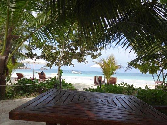 Village du Pecheur: Вид на пляж отеля