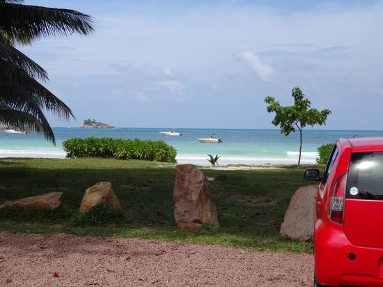 Village du Pecheur: пляж
