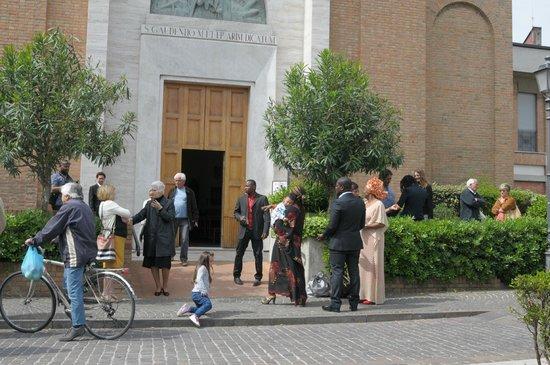 Rimini centro : свадьба
