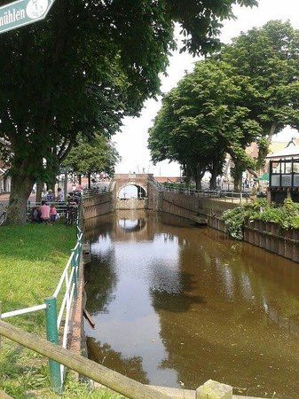 Greetsiel, Germany: Am Sielgatt