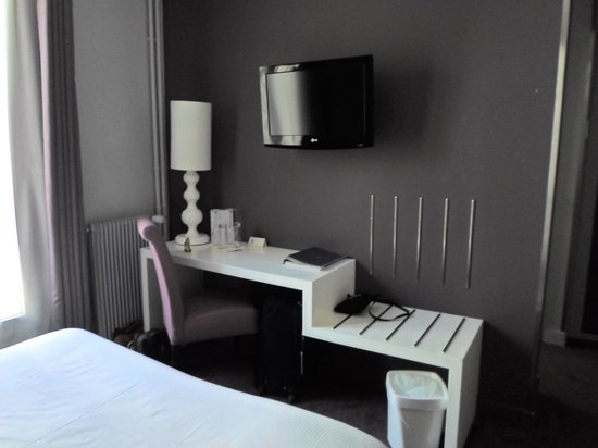 Hotel Chambellan Morgane : Chambre Vue 2