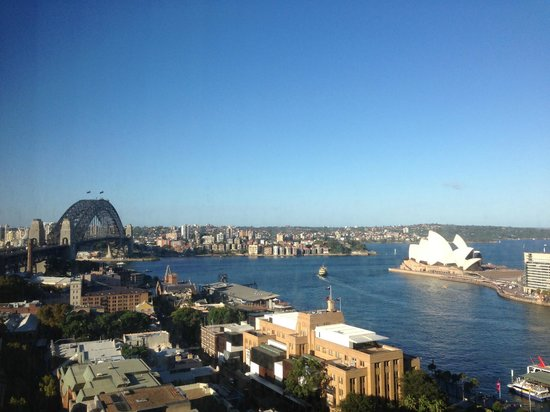Four Seasons Hotel Sydney: Beautiful view