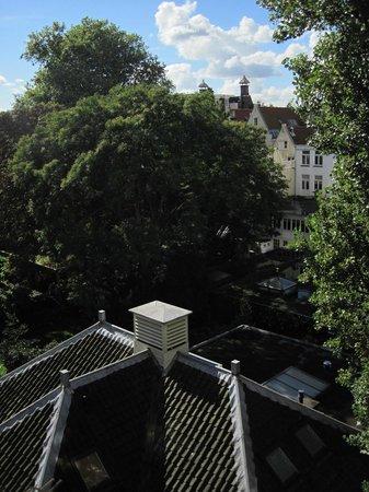 Hotel Di-Ann - Vista dalla Camera, Amsterdam