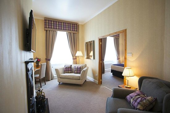 Aberdeen Douglas Hotel: Executive Double