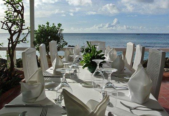 Cobblers Cove: The Camelot Restaurant
