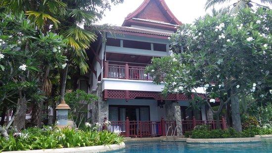 Thavorn Beach Village Resort & Spa : Our room
