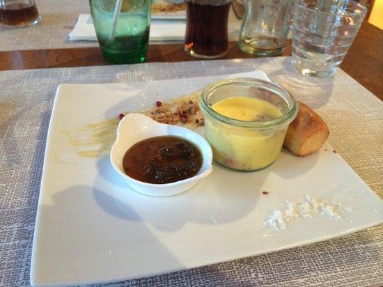 Le Petit Poucet: Micro bocal de foie gras