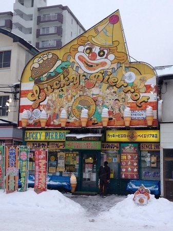 Lucky Pierrot Bay Area Main Store: Lucky Pierrot Bay Area