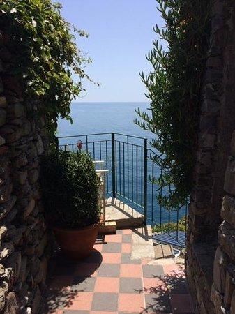 Trattoria Gianni Franzi: view
