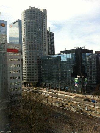 Hilton Rotterdam: Vistas