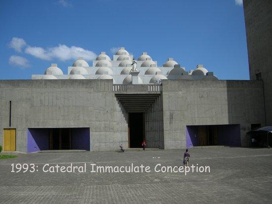 Catedral Metropolitana Inmaculada Concepcion de Maria : Cathedral Metropolitano