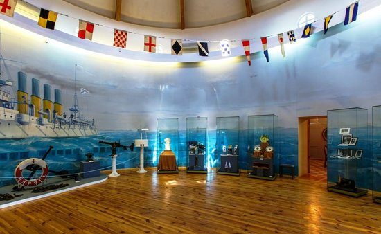 "The Museum of the Commander of the Cruiser ""Varyag"" Vsevolod Fedorovich Rudnev"