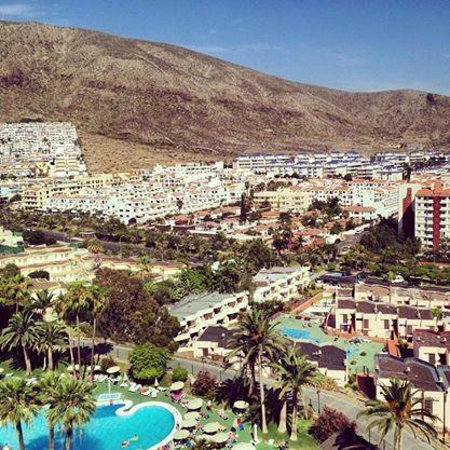 TRYP Tenerife : Day time view