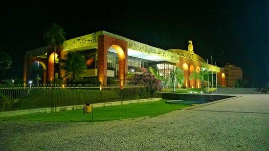 Araguaia Palace: Bela Arquitetura