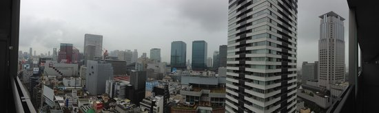 Harmonie Embrassee Osaka: 眺め