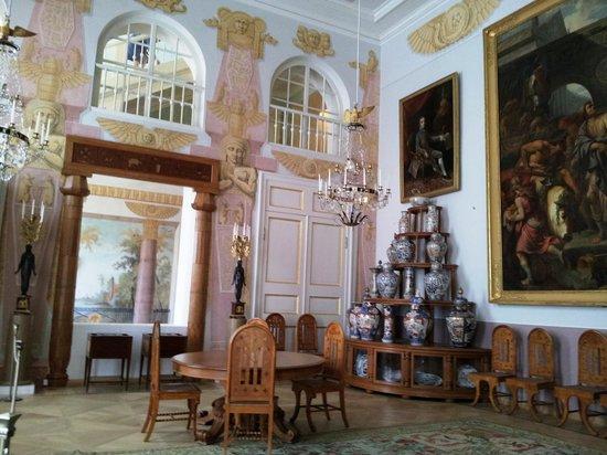 Arkhangelskoye Estate and Museum : Египетская гостиная