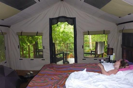 Rio Tico Safari Lodge: de safaritent van tico