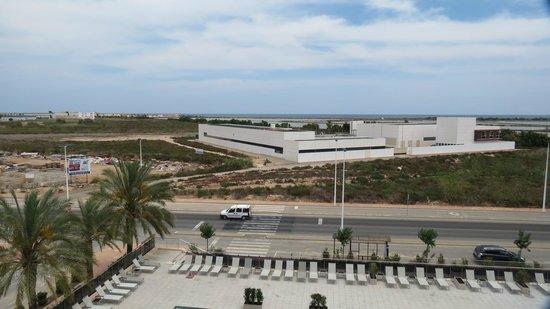 Thalasia Costa de Murcia: View from the balcony