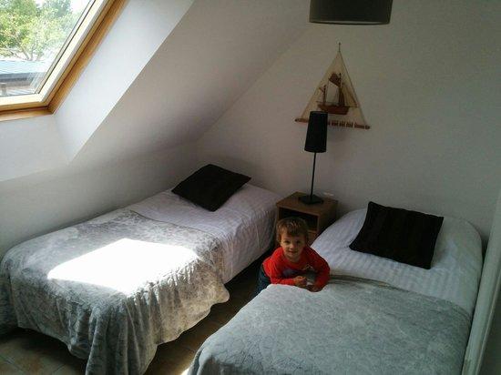 Appart Hotel Mon Calme : Chambre enfants