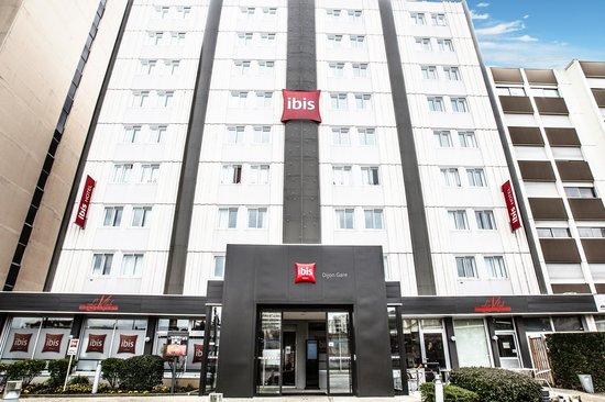 Ibis Dijon Gare: Hôtel-restaurant