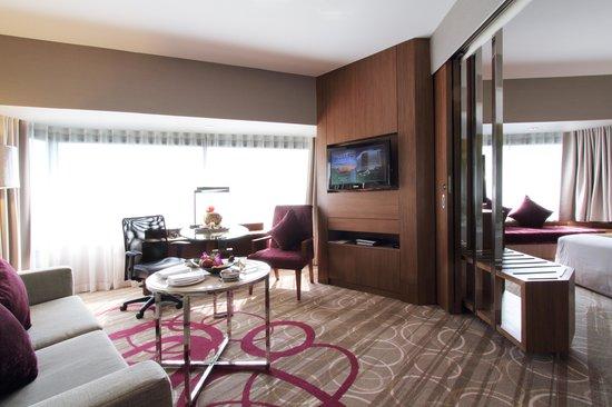 Centara Grand at Central Plaza Ladprao Bangkok : Premium Deluxe Suite