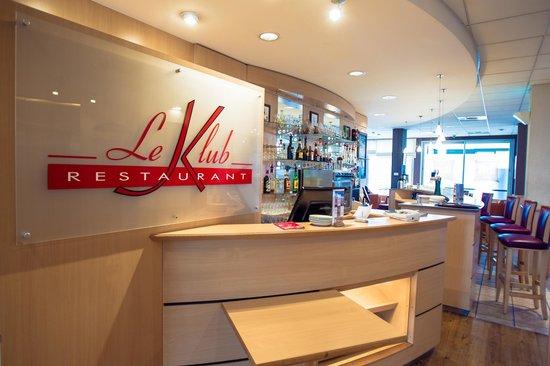 Ibis Dijon Gare: Restaurant