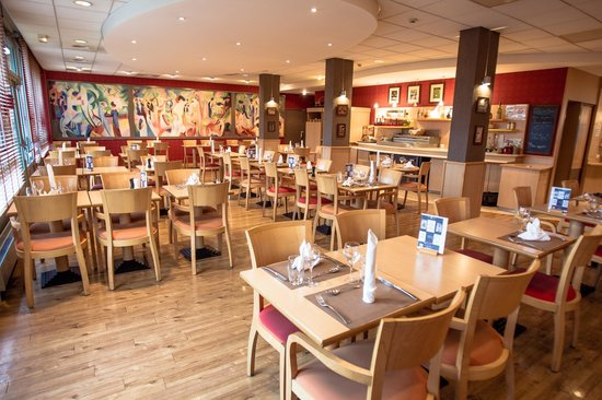 Ibis Dijon Gare: Le restaurant