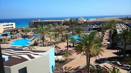 IBEROSTAR Playa Gaviotas Park : Aussicht aus einer Junior Suite
