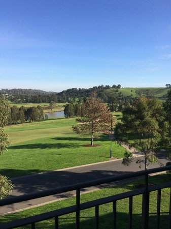 Yarra Valley Lodge: Amazing view