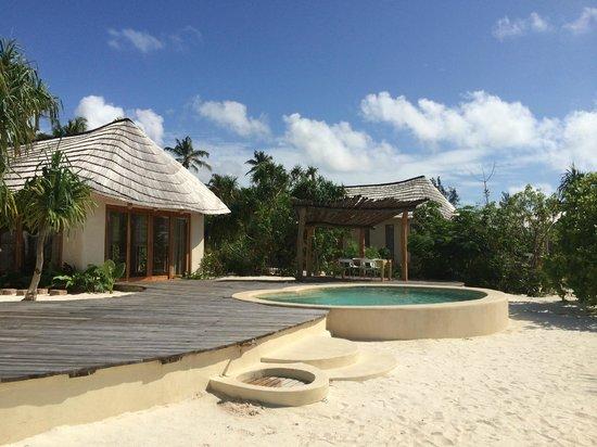 Zanzibar White Sand Luxury Villas & Spa: one bedroom villa