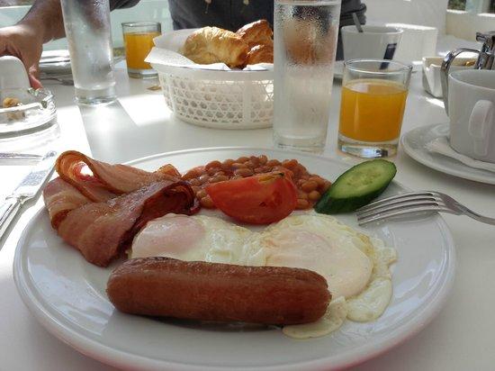 Mon Repos Design Hotel : Frukost