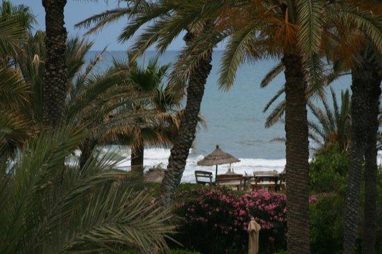 Hotel Vendome El Ksar Resort & Thalasso : View from Room 1130