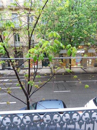 Pension San Ignacio Centro: vistas balcón habitación