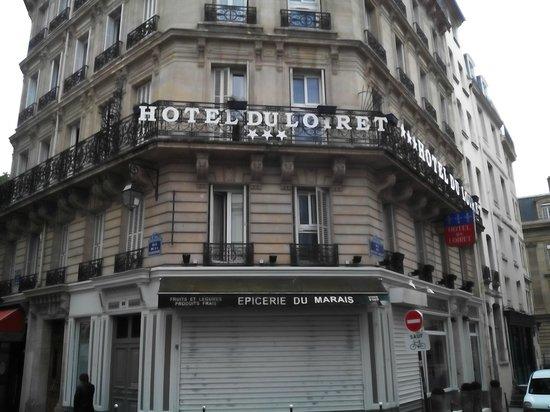 Grand Hotel du Loiret: esterno