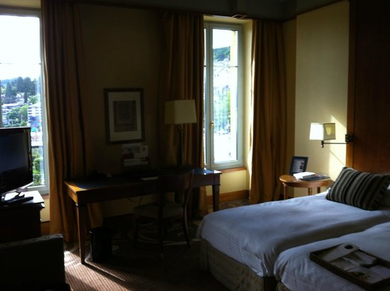 Beau-Rivage Hotel: почти ампир