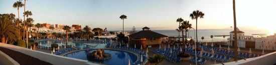Iberostar Torviscas Playa: view