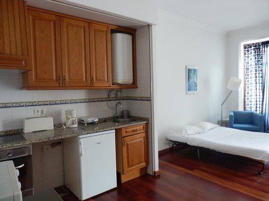 Hotel Lisboa Tejo: apartamento
