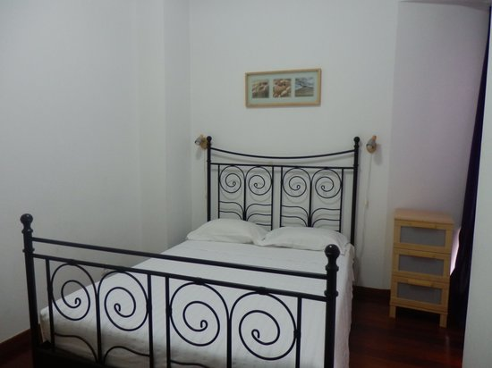 Lisboa Tejo: habitación apartamento