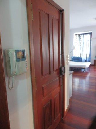 Lisboa Tejo Hotel: apartamento