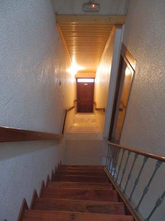 Lisboa Tejo Hotel: entrada edificio apartamento