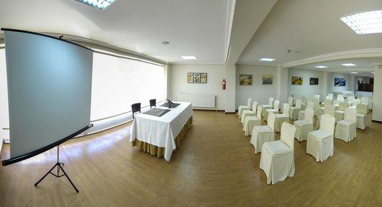 Hotel Vigo Plaza: Salón para reuniones