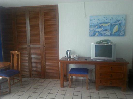 Hotel Yalmakan: chambre de luxe