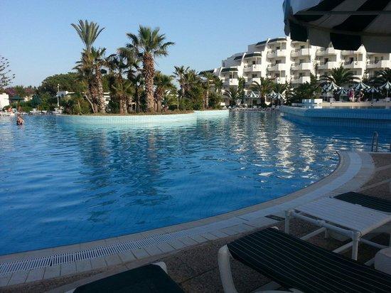 El Mansour Hotel : Pool