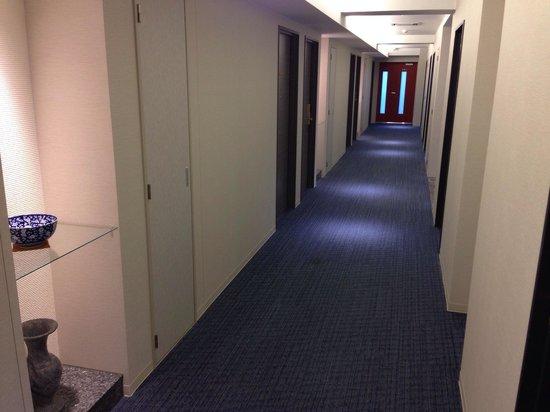 Hotel Matsumotoya 1725: ホテル内の廊下