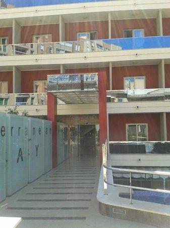 Mediterranean Bay Hotel : hotel