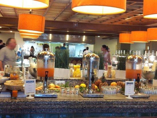 H10 Costa Adeje Palace: buffet del desayuno