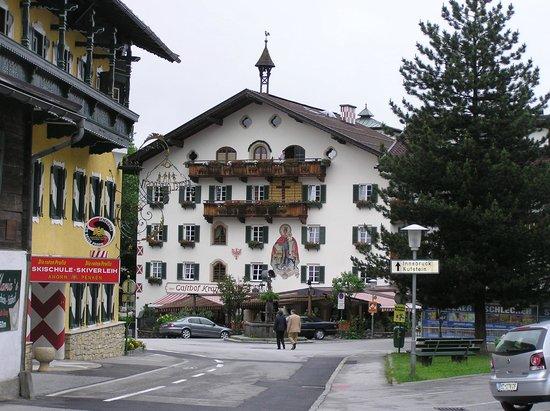 Berghof: Соседний отель